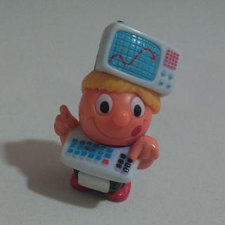 figura miniatura informatico muñeco pc ordenador