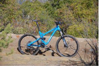 Bicicleta Enduro Commençal