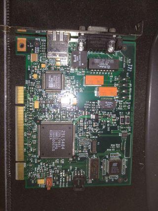 Tarjeta red IBM HS 100/16/4 Token-Ring PCI Adaptor