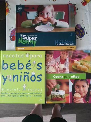 cocina con y para niños, super nanny