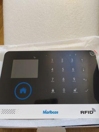 Alarma RFID WIFI GSM