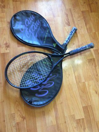 Raquetas de tenis para noños