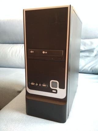 Ordenador sobremesa PC para casa o trabajo