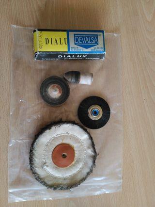 Material pulir joyeria