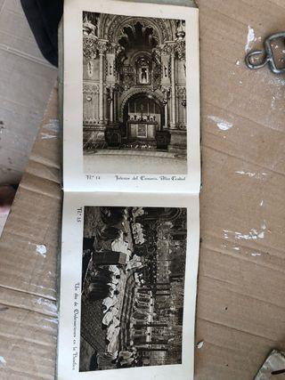 96 fotografias grabadas monasterio montserrat
