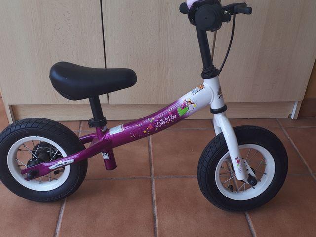 Bici niña bike star
