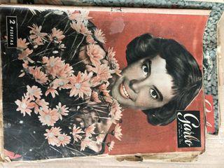 Revista garbo 1956 pack de 4