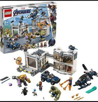Nuevo Lego 76131