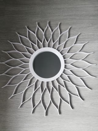 Espejo sol moderno NUEVO