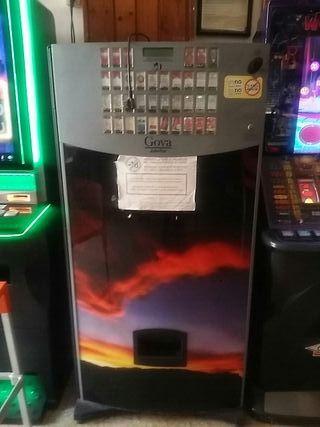 máquina tabaco