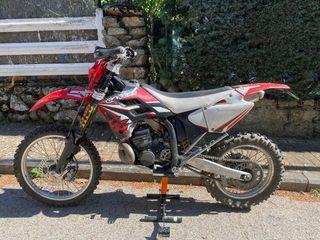 GASGAS 250 enduro