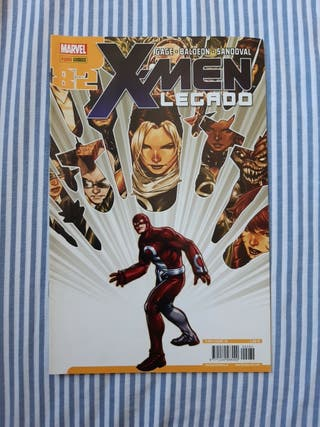 X-MEN - Legado num. 82 (Marvel)