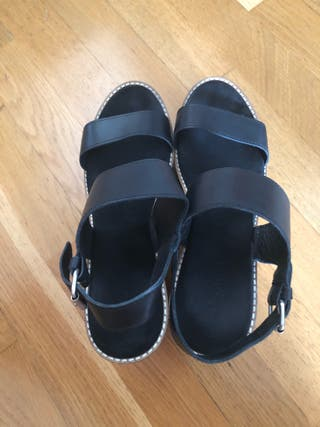 Zapatos de piel de Andreas Barcelona