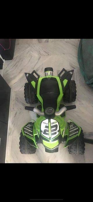 moto de batería de niño