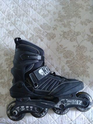 patines en linea hombre K2