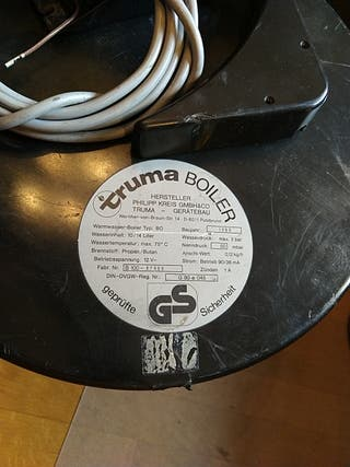 boiler truma para piezas