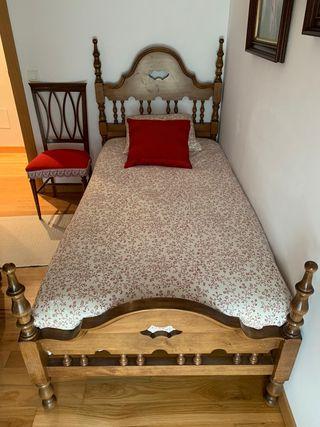 Dos camas de 80