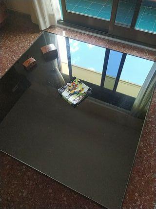 Juego de mesas comedor espejo retro