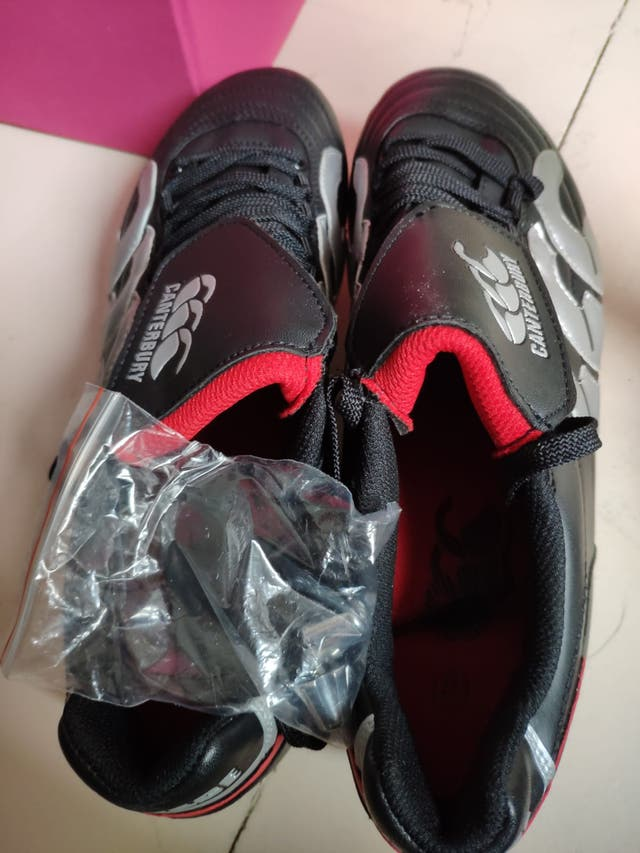 Rampage Rugby boots