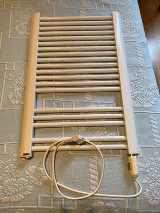 Radiador toallero baño electrico