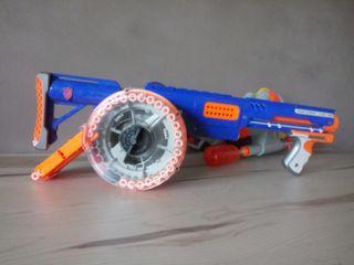 Juguete Nerf Raider CS-35 n-strike