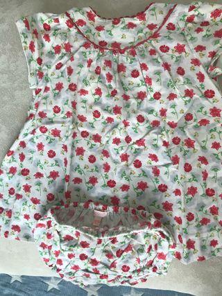 Vestidos Goco talla 12-18 y Zara 18-24