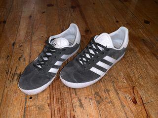 adidas gazelle gris 36