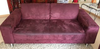 Dos sofás de diseño nórdico