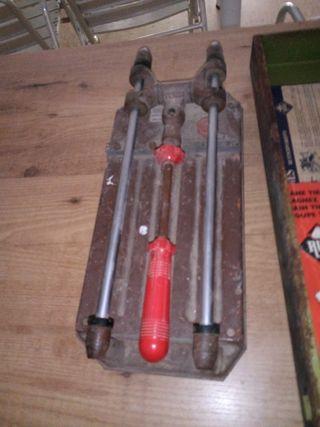 cortadora de racholas