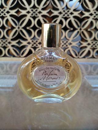 Eau de Toilette Parfum D'Hermes 5 ml