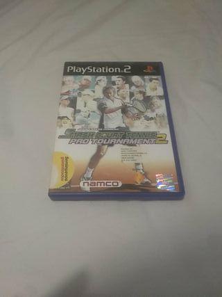 Smash Court Tennis PlayStation 2
