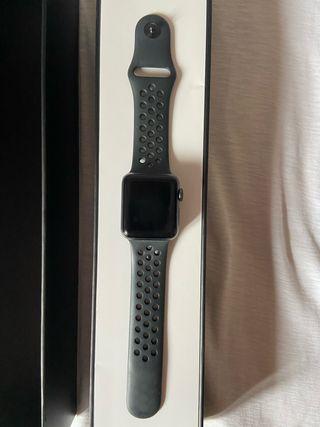 Reloj Apple Watch Serie 3 (modelo nike)