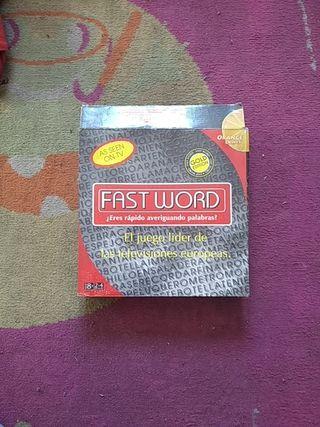 Juego Fastword