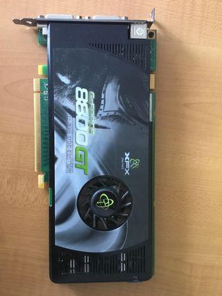 Tarjeta gráfica XFX GeForce 8800 GT