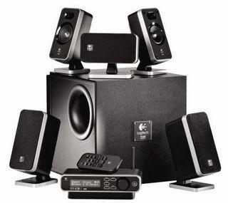 Altavoces. Logitech Z-5450 Wireless 5.1 THX