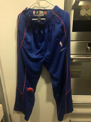 Pantalón chándal de botones NBA NY Knicks, M