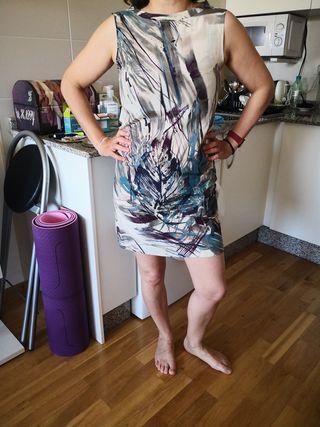vestido sisley