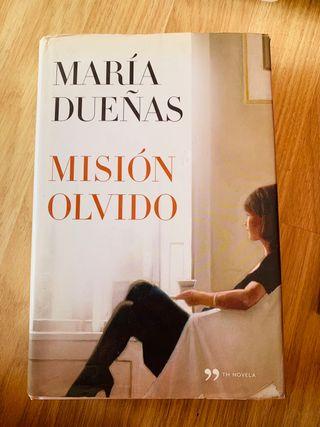 Misión olvido ( Maria Dueñas)