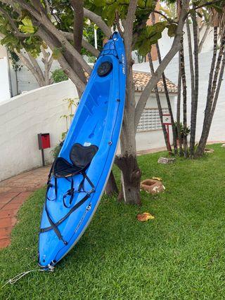 Piragua (kayak)