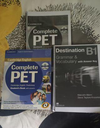 English B1 Complete Pet/ Destination B1