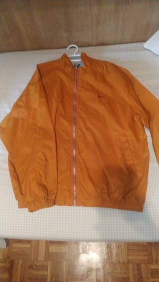 chaqueta vintage nike L-XL