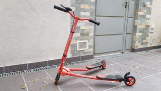 Patinete 3 ruedas FIKER F1 rojo