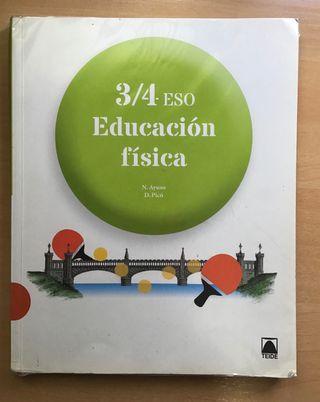 Libro Educación física 3/4 eso.