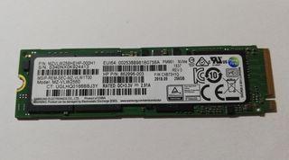 DISCO SÓLIDO SSD 256GB M.2 SAMSUNG PM961 NVMe 2280