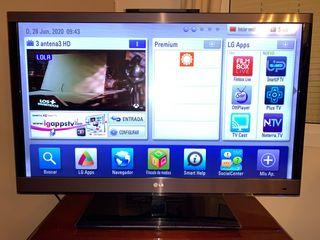 """LG 42LW570S 3D Smart 42"""" LED TV"""