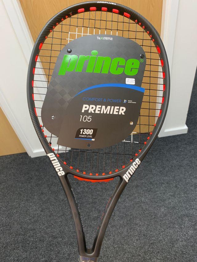 Prince Premiere 105 tennis racket L3