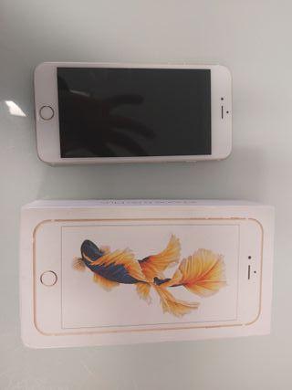 iphone 6s plus 64 gb oro