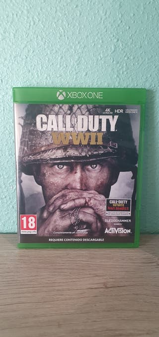Call of duty world war 2 / WWII, xbox one