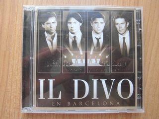 "CD IL DIVO ""IN BARCELONA"" 2009"