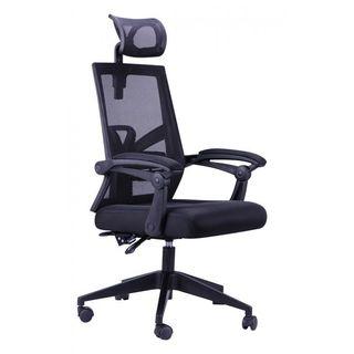 Silla despacho reclinable
